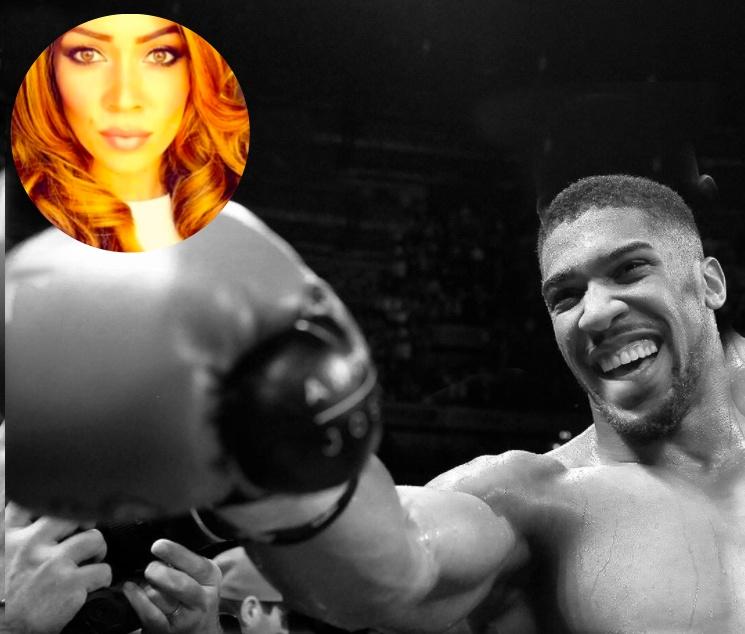 Nicole Osbourne Boxer Anthony Joshua's Girlfriend/ Baby Mama