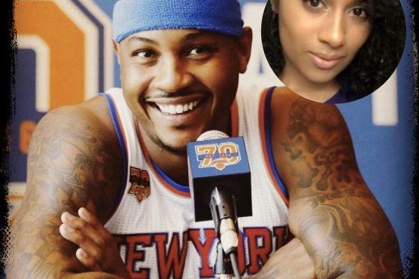 Mia Burks Carmelo Anthony's Pregnant Mistress