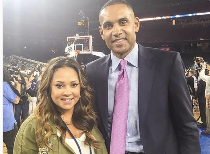 Tamia Hill NBA Grant Hill's Wife