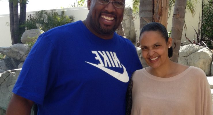 Carolyn Brown NBA Coach Mike Brown's Wife