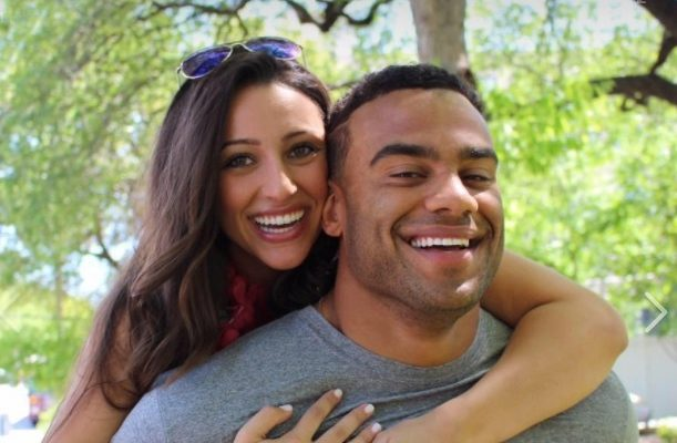 Jenna Nastrini NFL Solomon Thomas' Girlfriend