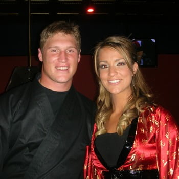 Ashley Heap NFL Todd Heap's Wife