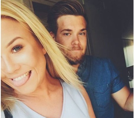 Moa Norberg NHL Viktor Arvidsson's Girlfriend