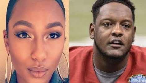 Jasmine Blair NFL Cam Robinson's Girlfriend