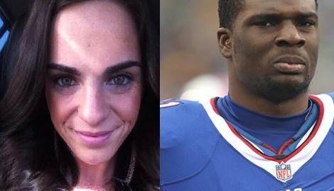 Elizabeth Van Zandt NFL Cyrus Kouandjio's Wife