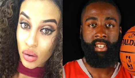 James Harden's New Girlfriend Jessyka Janshel (Bio, Wiki)