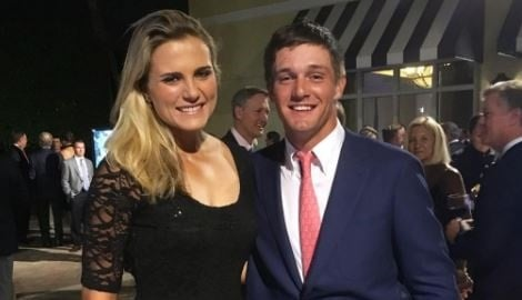 Who is Golf Lexi Thompson's Boyfriend?