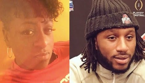 Malik Hooker's Mother Angela Dennis