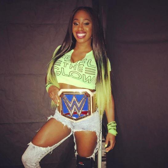 WWE Naomi's Husband Jimmy Uso (Bio, Wiki)