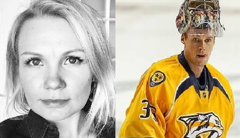 Kirsi Lehtosaari NHL Pekka Rinne's Fiancee