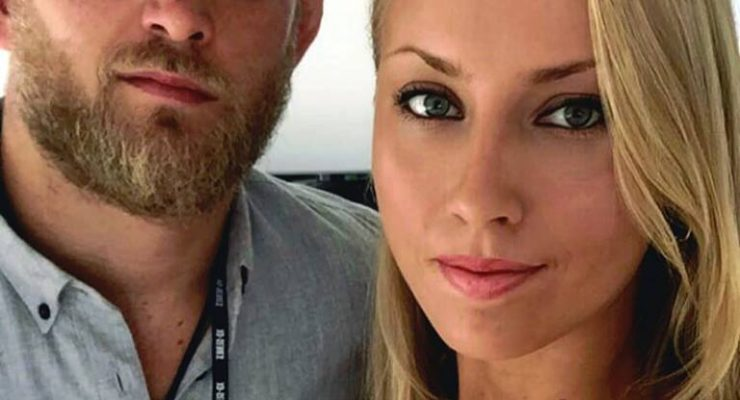 Alexander Gustafsson's Girlfriend Moa Antonia Johansson