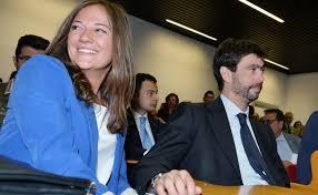 Andrea Agnelli's girlfriend Deniz Akalin (Bio, Wiki, Pics)