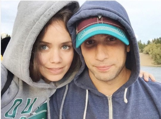 Allie Bertram NHL Andrew Cogliano's Girlfriend