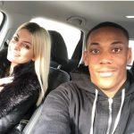 Mélanie Da Cruz Pires Anthony Martial's Girlfriend