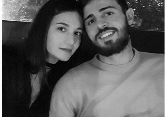Bernardo Silva's Girlfriend Alicia Verrando