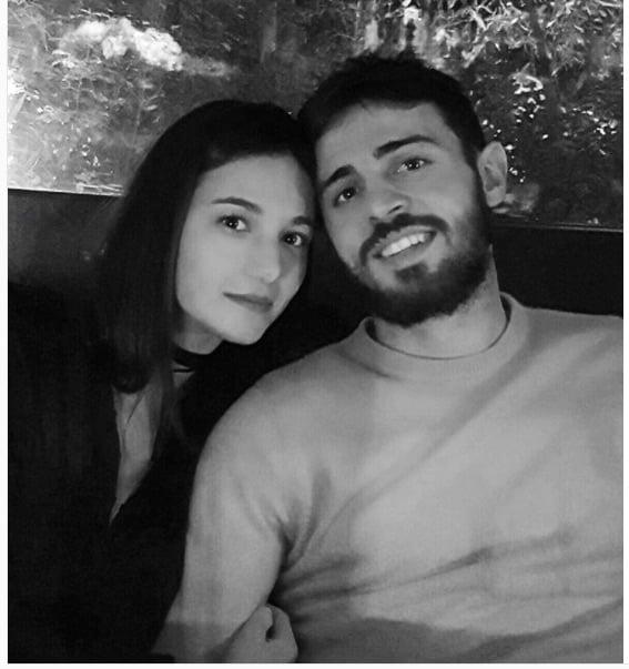 Bernardo Silva's Girlfriend Alicia Verrando