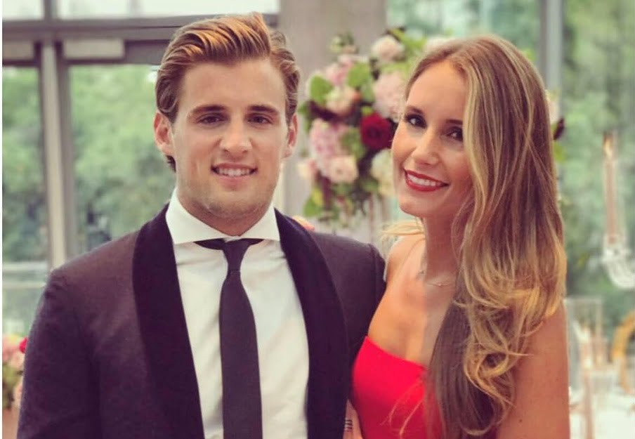 Chris Wideman's Girlfriend Caroline Morehead