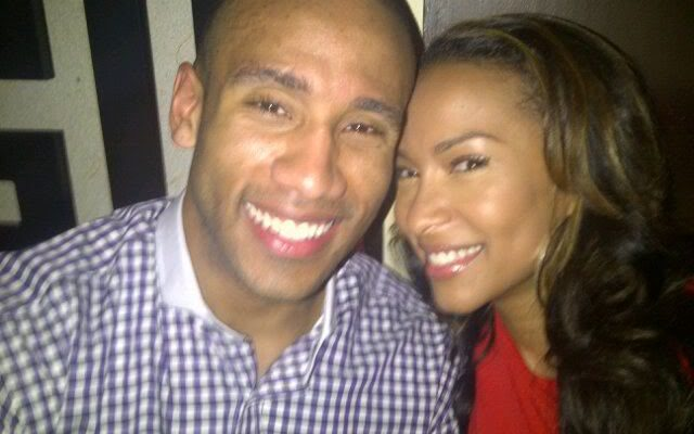 Dahntay Jones's Wife Valeisha Butterfield
