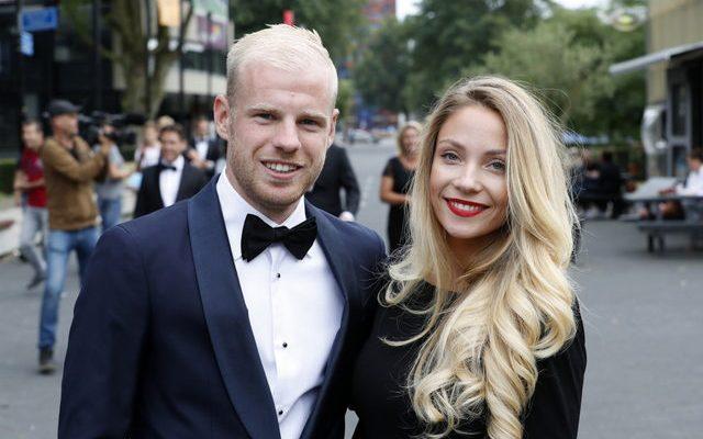 Laura Benschop Ajax Davy Klaassen's Girlfriend