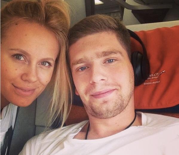 Evgeny Kuznetsov's Wife Anastasia Kuznetsov