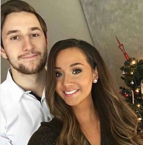 Jennifer Persson NHL Filip Forsberg's Girlfriend