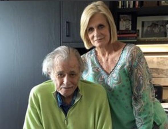 Frank Deford's Wife Carol Penner Deford
