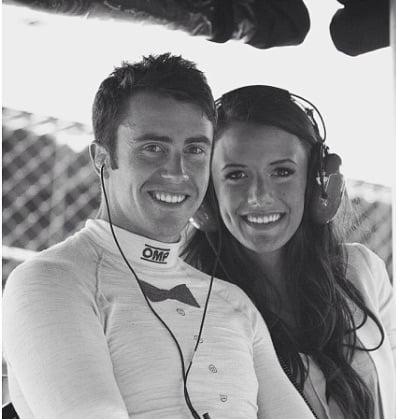 James Davison's Girlfriend Miranda Tingley
