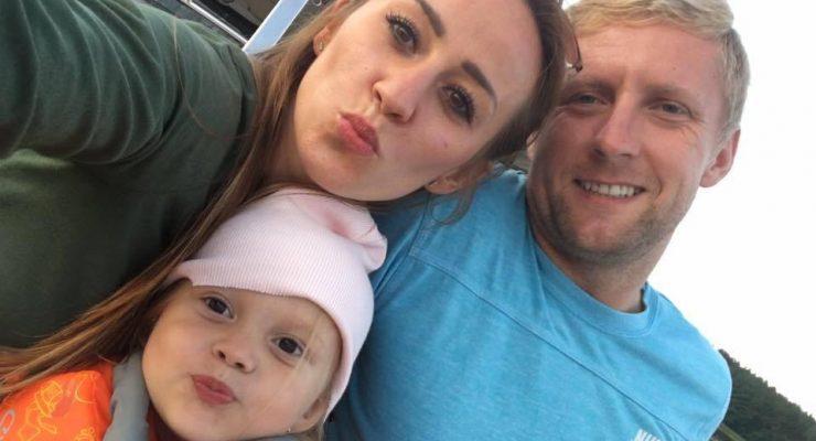 Marta Glik Monaco Kamil Clik's Wife