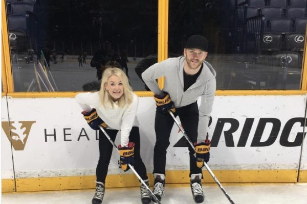 Ida Björnstad NHL Mattias Ekholm's Girlfriend