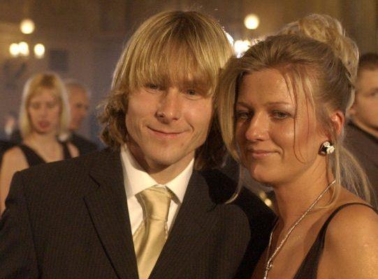Pavel Nedved's Wife Ivana Nedved