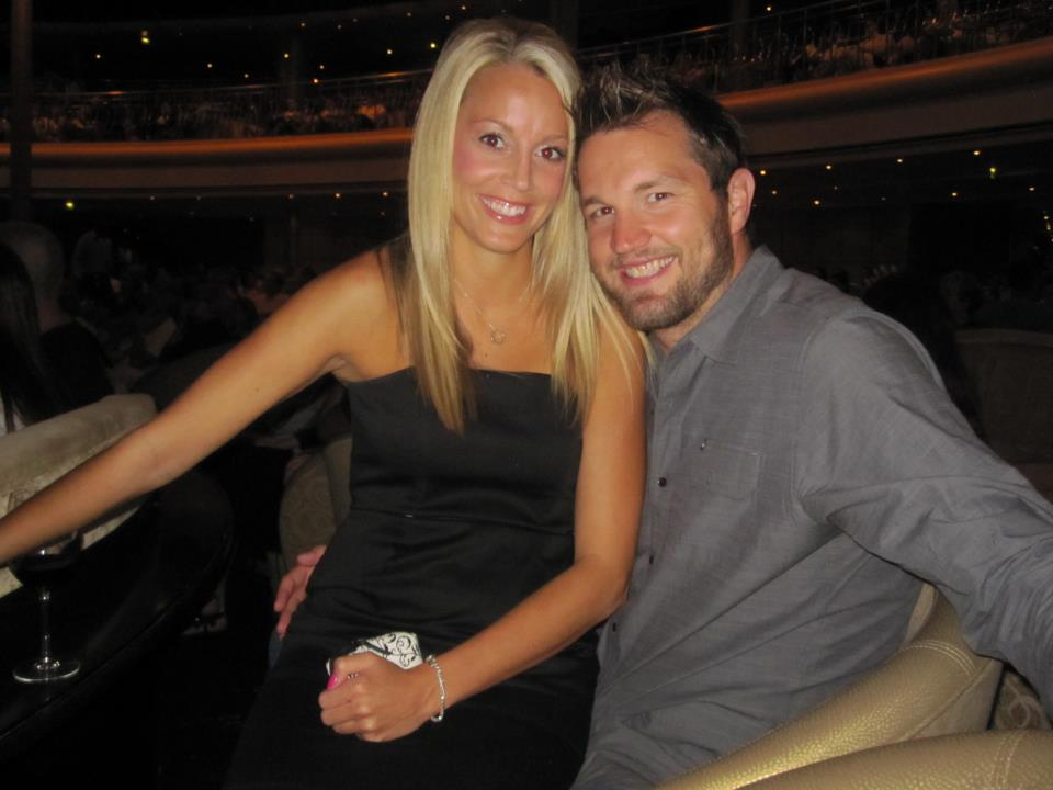 Rick nash girlfriend