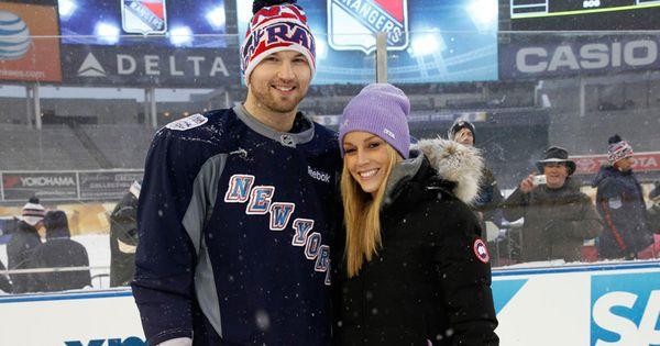 Jessica Nash NHL Rick Nash's Wife