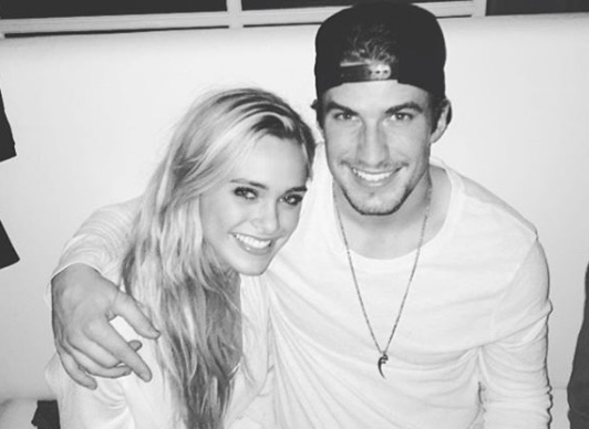 Ellie Ottaway NHL Roman Josi's Girlfriend