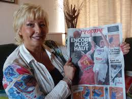 Rudy Gobert's Mother Corinne Gobert