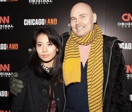 Chloe Mendel Billy Corgan's girlfriend