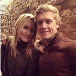 Katie Bell Indy Spencer Pigot's Girlfriend