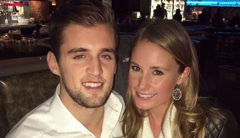 Chris Wideman's Girlfriend McCrea O'Haire