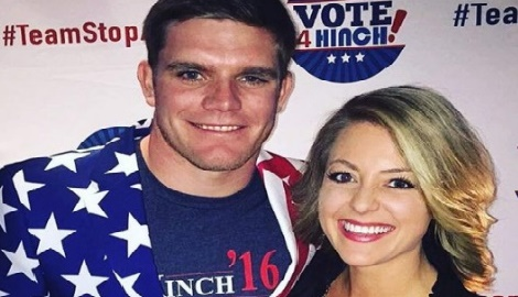 Who is Indy Driver Conor Daly's Girlfriend?