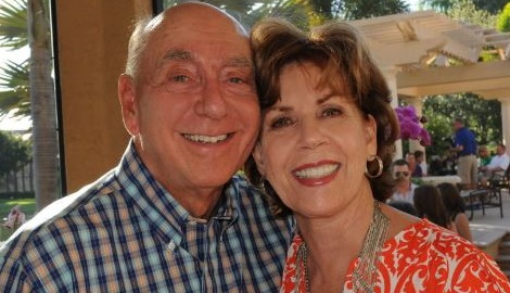 Dick Vitale's Wife Lorraine McGrath