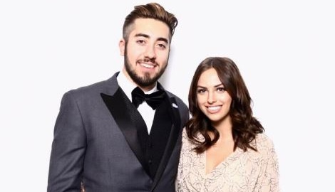 Mika Zibanejad's Girlfriend Nathalie Boucher