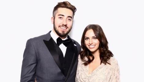 Mika Zibanejad's Girlfriend Nathalie Boucher