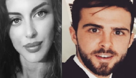 Miralem Pjanic's New Girlfriend Francesca