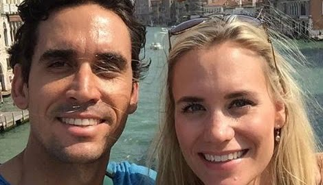 Sofia Lundstedt Golfer Rafael Cabrera Bello's Girlfriend