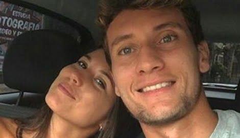 Renzo Olivo's Girlfriend Cori Giampietro