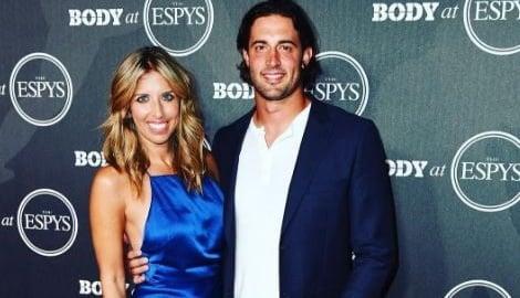ESPN Sara Walsh's Husband Matt Buschmann