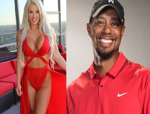 Tiger woods pornstar girlfriend photos, kakek porn