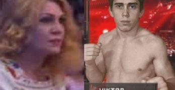 Anna Azovskaya MMA Viktor Kichigin's Trainer Mother