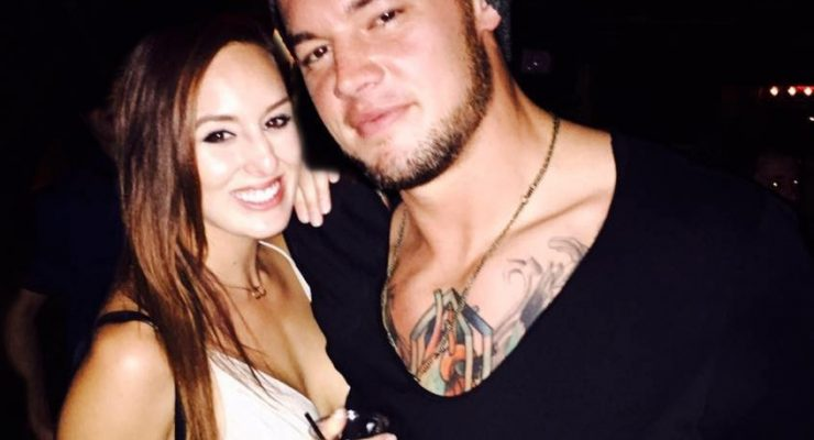 Baron Corbin's Girlfriend Rochelle Roman