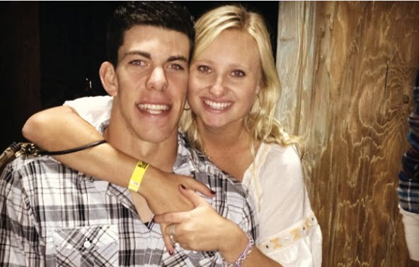 Bradley Zimmer's Ex-Girlfriend Ally Reilly