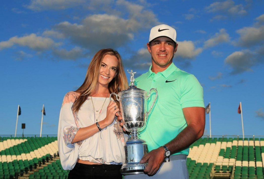 Brooks Koepka's New Girlfriend Jena Sims (Bio, Wiki)